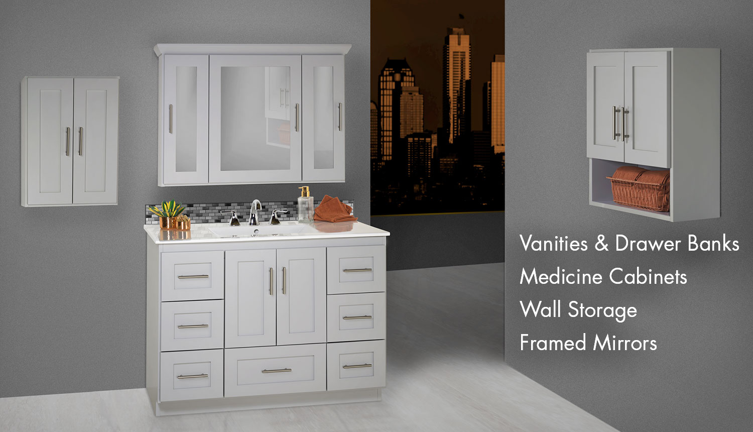 Bathroom Medicine Cabinet Made In Usa bathroom cabinets made in the usa - simplicitystrasser woodenworks